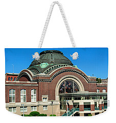 Tacoma Court House At Union Station Weekender Tote Bag