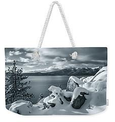 Tahoe Wonderland Weekender Tote Bag