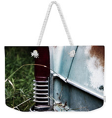 Tail Light Weekender Tote Bag