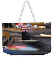 Taipei Traffic Weekender Tote Bag