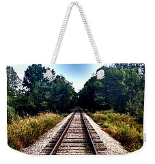 Weekender Tote Bag featuring the photograph Take Me Home by Chris Tarpening