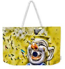 Take Your Best Shot Weekender Tote Bag