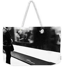 Take Your Time Weekender Tote Bag