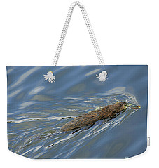 Weekender Tote Bag featuring the photograph Taking Dinner Home by Carol Lynn Coronios