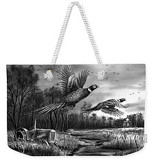 Taking Flight  Weekender Tote Bag