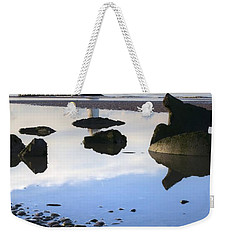 Talacer Abandoned Lighthouse Weekender Tote Bag by Spikey Mouse Photography