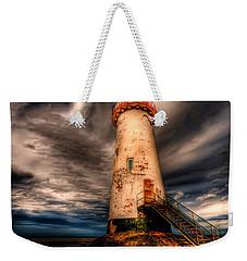 Talacre Lighthouse Weekender Tote Bag