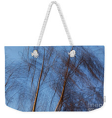 Talking Trees Weekender Tote Bag