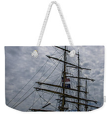 Sailing The Clouds Weekender Tote Bag by Dale Powell