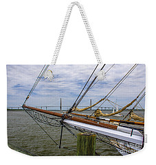 Spirit Of South Carolina Dreaming Weekender Tote Bag by Dale Powell