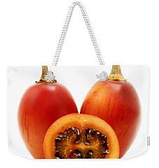 Tamarillo Weekender Tote Bag by Fabrizio Troiani