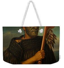 Tamata Waka Nene Weekender Tote Bag