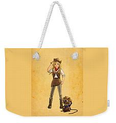 Tammy And Alfred Weekender Tote Bag