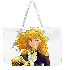 Tammy Wurtherington 1883 Portrait  Weekender Tote Bag by Reynold Jay