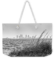 Tampa Across The Bay Weekender Tote Bag by Marvin Spates