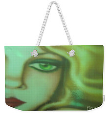 Tangled - Abstract Weekender Tote Bag