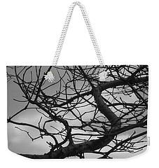Tangled By The Wind Weekender Tote Bag