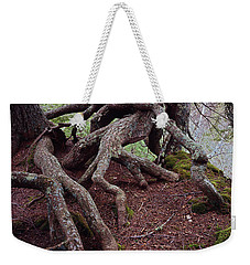 Tangled Roots Weekender Tote Bag