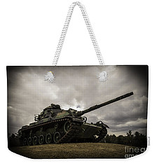 Tank World War 2 Weekender Tote Bag
