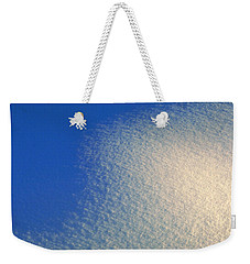 Tao Of Snow Weekender Tote Bag