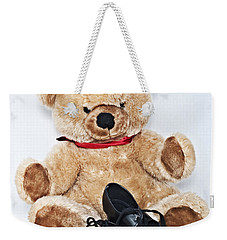 Tap Dance Shoes And Teddy Bear Dance Academy Mascot Weekender Tote Bag