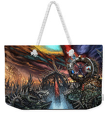 Tapped Into Obscurity  Weekender Tote Bag