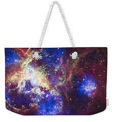 Tarantula Nebula Weekender Tote Bag
