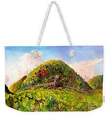 Taro Garden Of Papua Weekender Tote Bag