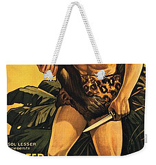 Tarzan The Fearless  Weekender Tote Bag