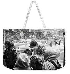 Tasteofsnow Weekender Tote Bag
