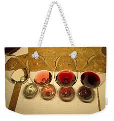Tasting Weekender Tote Bag