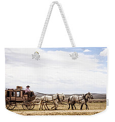 Taxi Weekender Tote Bag by Joan Davis