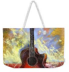Taylor Weekender Tote Bag