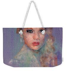 Taylor Weekender Tote Bag by Scott Bowlinger