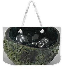 Tea Bowl #5 Weekender Tote Bag