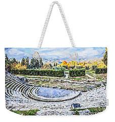 Teatro Romano Fiesole Tuscany Weekender Tote Bag