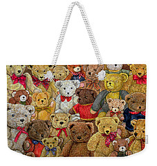 Ted Spread Weekender Tote Bag