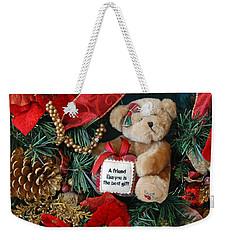 Teddy Bear Friends Weekender Tote Bag