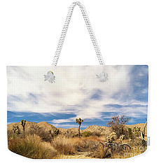 Joshua Beauty Weekender Tote Bag