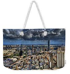 Tel Aviv Love Weekender Tote Bag