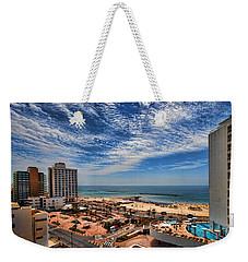 Tel Aviv Summer Time Weekender Tote Bag