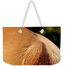 Tell It To Me Walkin' Weekender Tote Bag by Michelle Twohig