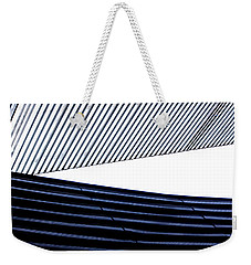 Tempe Art Center Roof Weekender Tote Bag