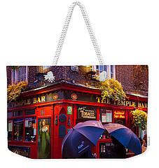 Temple Bar Weekender Tote Bag