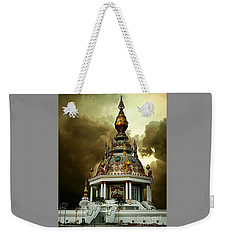 Temple Of Clouds  Weekender Tote Bag