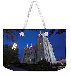 Temple Perspective Weekender Tote Bag