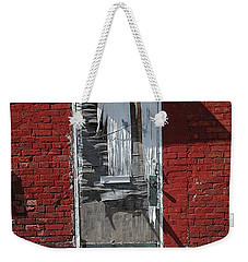 Temporary Weekender Tote Bag