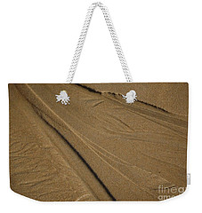 Weekender Tote Bag featuring the photograph Temporay Illusions by Christiane Hellner-OBrien