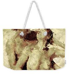 Tempt Me Weekender Tote Bag