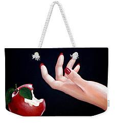 Temptation II Weekender Tote Bag